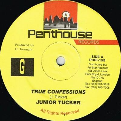 Junior Tucker - True Confessions