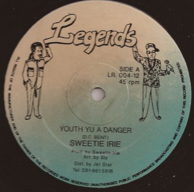 Sweetie Irie - Youth You A Danger