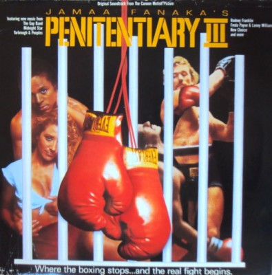 Various - Jamaa Fanaka's Penitentiary III - Original Soundtrack From The Cannon Motion Picture