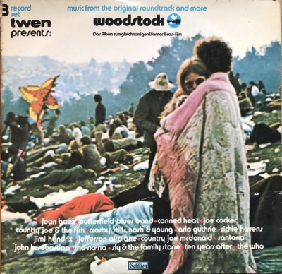 Various - Woodstock - Music From The Original Soundtrack And More