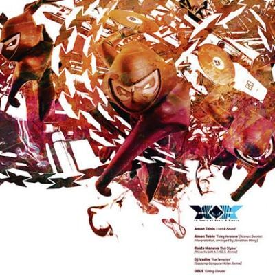 Various - Ninja Tune XX Vol. 5