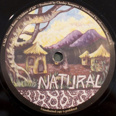 Natural Roots - Children Of Jah