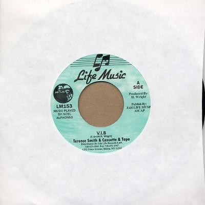 Terence Smith & Cassette & Tape - V.I.B.
