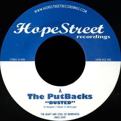 The PutBacks - Busted / Set Me Free