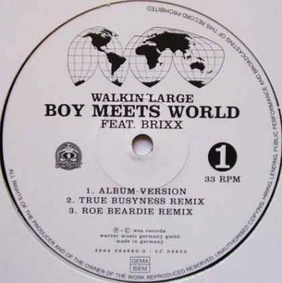 Walkin' Large - Boy Meets World