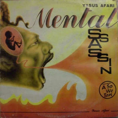 Yasus Afari - Mental Assassin