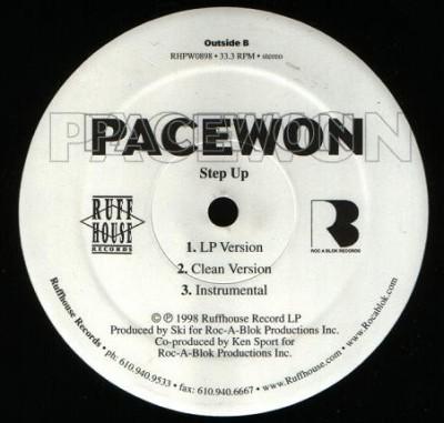 Pacewon - I Declare War / Step Up