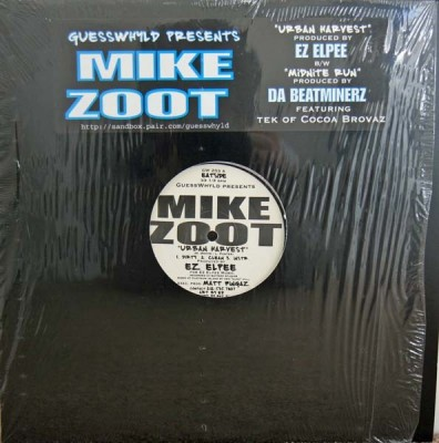 Mike Zoot - Urban Harvest / Midnite Run