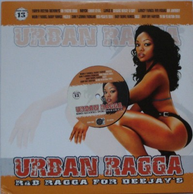 Various - Urban Ragga Volume 13