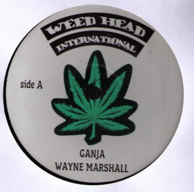 Wayne Marshall / Unknown Artist - Ganja / Weed Anthem