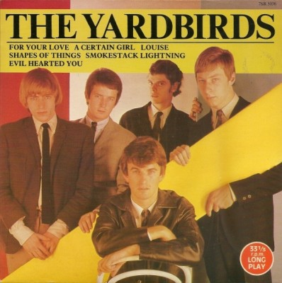 Yardbirds, The - The Yardbirds