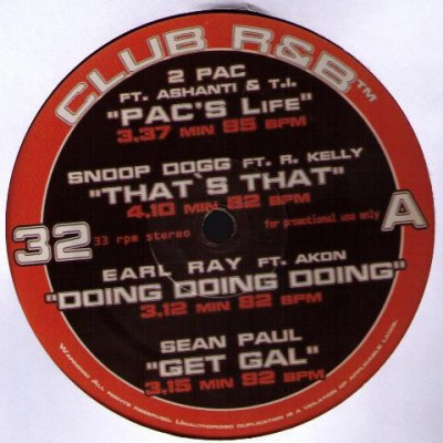 Various - Club R&B 32