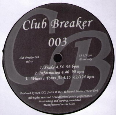 Various - Club Breaker 003