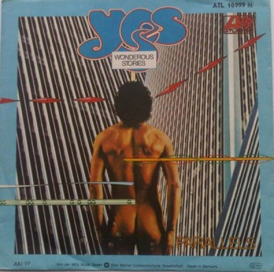 Yes - Wonderous Stories