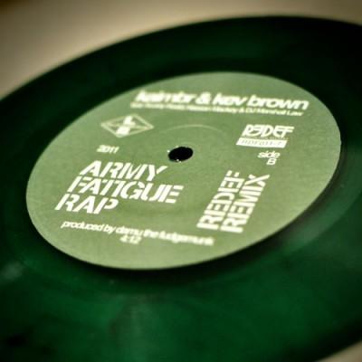 Kaimbr - Go Green / Army Fatigue Rap (Redef Remix)