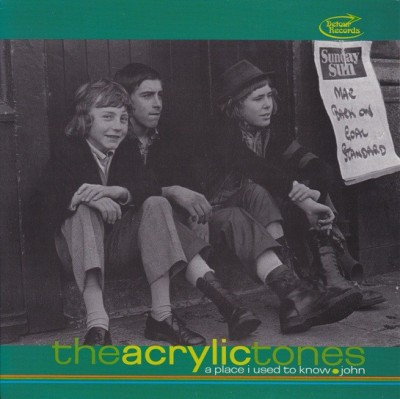 The Acrylic Tones - A Place I Used To Know / John