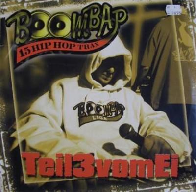 Various - BoomBap (Teil 3 Vom Ei)
