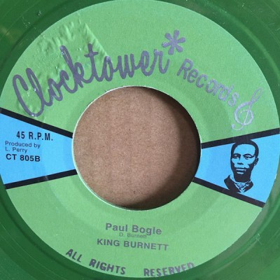 King Burnett - Paul Bogle
