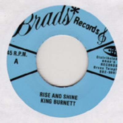 King Burnett - Rise And Shine