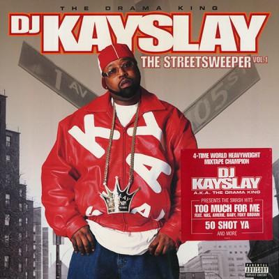 DJ Kay Slay - The Streetsweeper Vol. 1