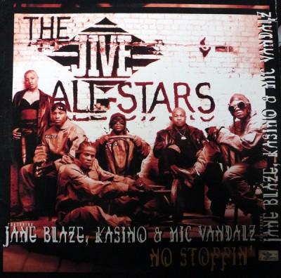 The Jive All-Stars - No Stoppin'