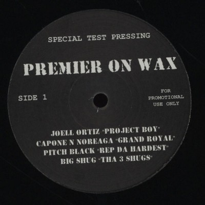 DJ Premier - Premier On Wax