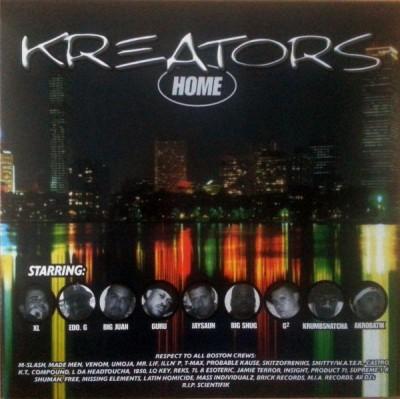 Kreators - Home / Run Wit Us