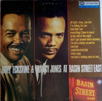 Billy Eckstine - At Basin Street East