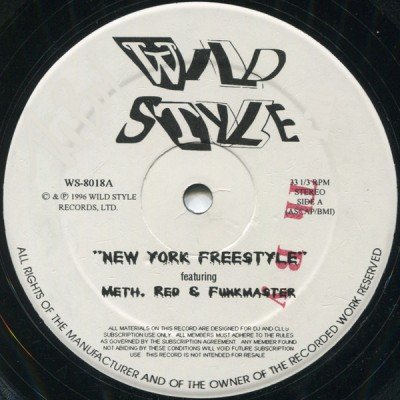 Various - New York Freestyle