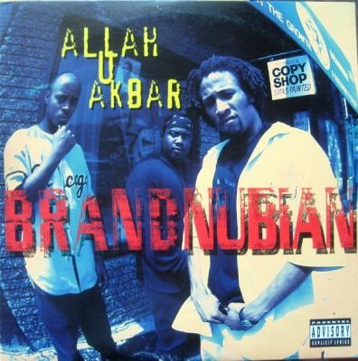 Brand Nubian - Allah U Akbar