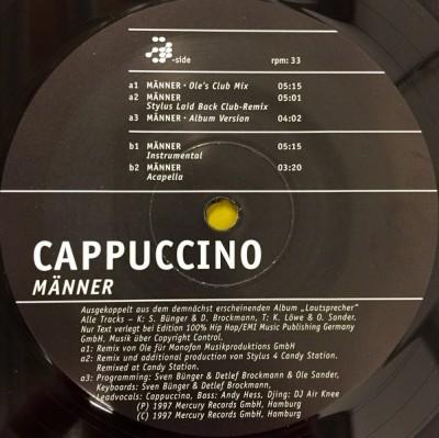Cappuccino - Männer