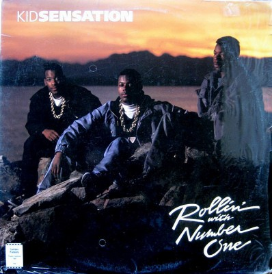 Kid Sensation - Rollin' With Number One