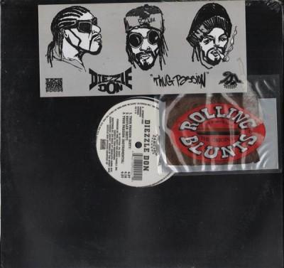 Diezzle Don - Thug Passion / Hustler