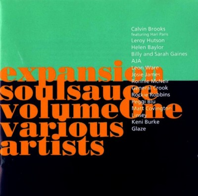 Various - Expansion Soul Sauce Volume One