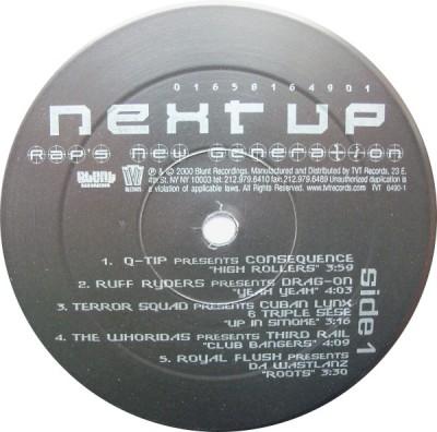 Various - Next Up: Rap's New Generation