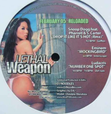 Various - Lethal Weapon February 05 Reloaded