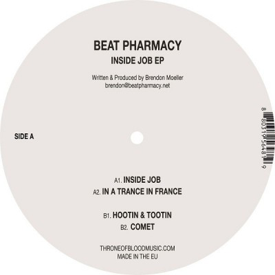 Beat Pharmacy - Inside Job EP