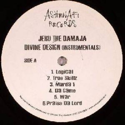 Jeru The Damaja - Divine Design (Instrumentals)