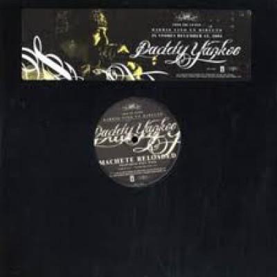 Daddy Yankee - Gangsta Zone / Machete Reloaded