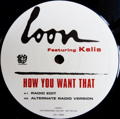 Loon - How You Want That
