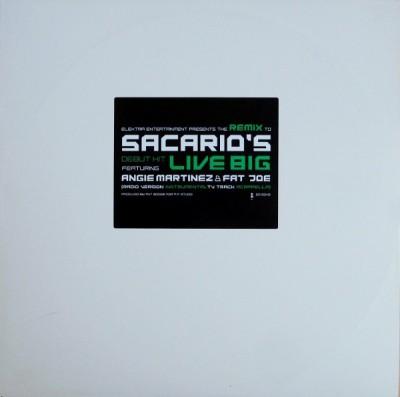 Sacario - Live Big (Remix)