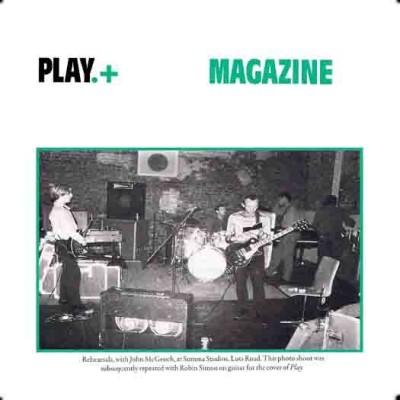 Magazine - Play. +
