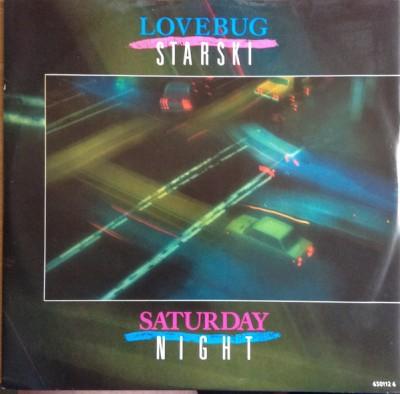 Lovebug Starski - Saturday Night