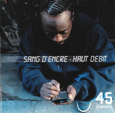 Various - Sang D'Encre - Haut Débit