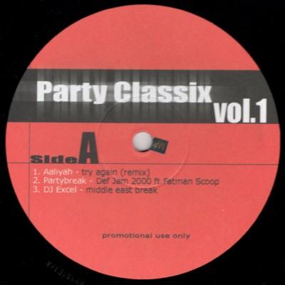Various - Party Classix Vol. 1