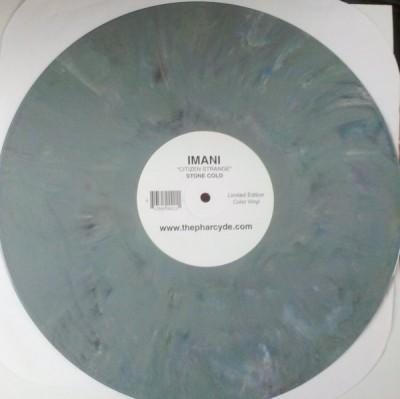 Imani - Stone Cold / C.E.D.