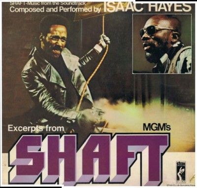 Isaac Hayes - Excerpts From Shaft