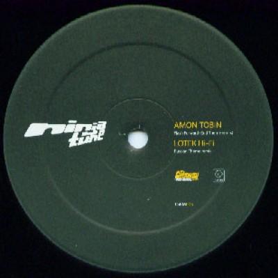 Amon Tobin - The Getaway - Black Monday