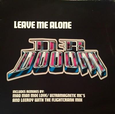Dr. Dooom - Leave Me Alone