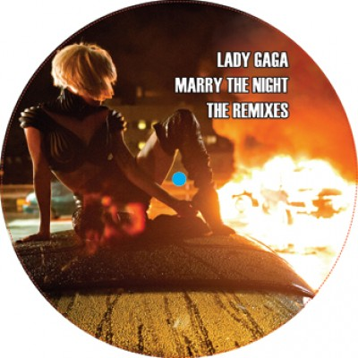 Lady Gaga - Marry The Night - The Remixes